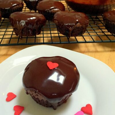{Valentine's Day} Chocolate Ganache