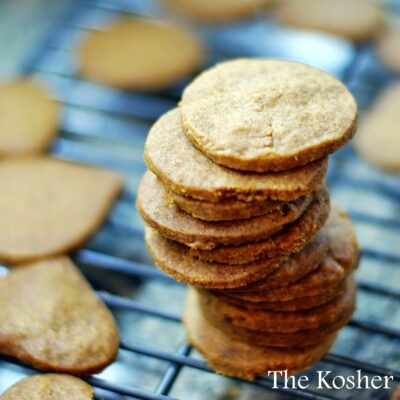 Buttery Biscuit Cookies