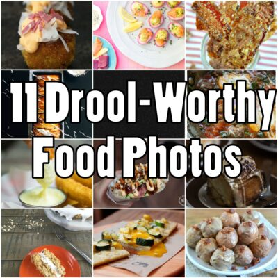 11 Drool-Worthy Food Photos