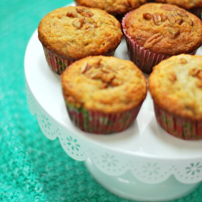 """That's Bananas"" Muffins"