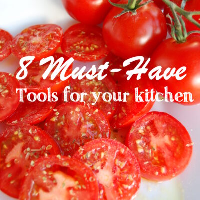 8 Must-Have Tools For Your Kitchen