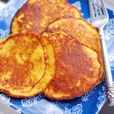 Homemade Corn Cakes